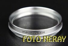 Voigtländer Focar C 345/54 AR 54mm Nahlinse Filter West Germany  02268