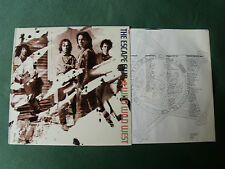 THE ESCAPE CLUB: Wild wild west  LP INNERSLEEVE LYRICS ATLANTIC 78 18711 CANADA