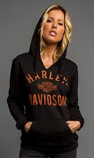 "Harley-Davidson Dealer Sweat-Shirt ""UNSTOPPABLE"" Hoodie *5M01-HC6J-L* Gr. L"