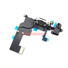 iPhone 5C Dock Charging Port Headphone Jack Mic Connector Flex Cable - CANADA