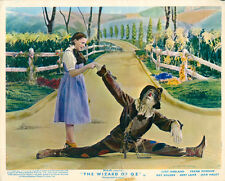 "The Wizard of Oz Lobby Card Movie Poster Replica 11x14"" Photo Print"