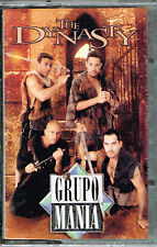 The Dynasty by Grupo Manía (Cassette) BRAND NEW FACTORY SEALED