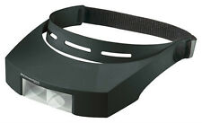 Eschenbach Head Band Visor Magnifier 2.5X Powered