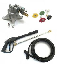 POWER PRESSURE WASHER WATER PUMP & SPRAY KIT  Troy-Bilt  020344-1  020344-2
