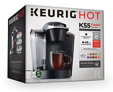 Brand New Keurig K55 K-Cup Classic Coffee Brewing System, Black