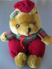 Teddy Bär Bärchen Plüschfigur mit Kleidung Kuschelbär ca. 22 cm groß