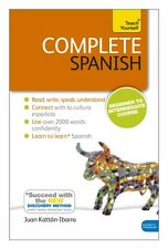 Complete Spanish (Learn Spanish with Teach Yourself): Book: New edition (Teach .