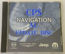 2004-2007 DODGE CHARGER RB1 REC NAVIGATION GPS MAP DISC CD DVD 2014 UPDATE 033AL