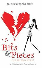 Bits and Pieces of a Broken Heart by Janice Angela Burt (2013, Paperback)