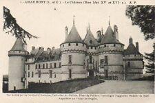CPA 52 CHAUMONT  le chateau