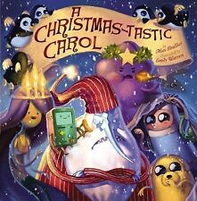 Adventure Time: A Christmas-Tastic Carol by Max Brallier (2014, Picture Book)
