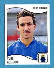 FOOTBALL 90 BELGIO Panini - Figurina-Sticker n. 105 - AUDOOR - CLUB BRUGGE -New