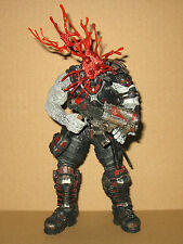 Gears of War Headshot Locust Drone Action Figure Figur  Neca
