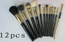 MAC makeup brush set with zipper bag