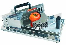 Commercial Manual Fruit & Vegetable Slicer Tomato Lemon Cutter Slicing Machine