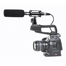 Pro BOYA BY PVM1000 Condenser Shotgun Microphone 3 Pin XLR Output on DSLR Camera