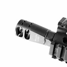 S5 Compact High Performance S-Type Muzzle Brake +Crush 1/2-28 .223 CQB USA