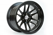 Cosmis Racing XT-206R 18x11 +8mm 5x114.3 in Black | 2 Wheels / Pair