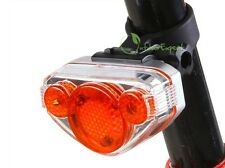 Bicycle Light LED Flashing Back Rear Lamp Taillight Safe Bike Cycling Outdoor
