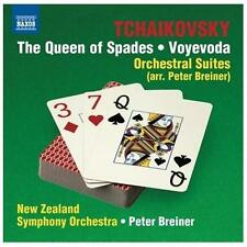 Tchaikovsky: The Queen Of Spades Suite; Voyevoda Suite (Arr. Peter Breiner) (CD,