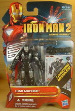 "MARVEL Hasbro Classic IRON MAN 2 WAR MACHINE Figure 3.75"" NEW MOC Avengers"