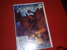 COMIC   XENYA   1994  NM CONDITION  SIGNED !!