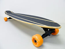 "Awaken Sunset Beach Kicktail 9.5"" x 42"" Cruiser Longboard Complete"