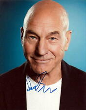 PATRICK STEWART.. Stage and Screen Charmer - SIGNED