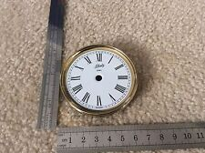 JUBILEE SCHATZ 1881 400 DAY JOURS ANNIVERSARY TORSION JAHRESUHR CLOCK DIAL NOS