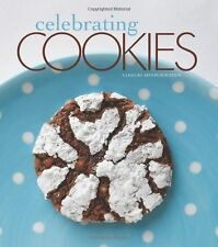 Celebrating Cookies Book VARIOUS Recipes NEW COOKBOOK Christmas Fig Chocolate