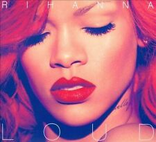 Loud [Deluxe Edition] by Rihanna (CD + DVD)