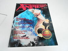 V1 #0 ANIMERICA anime and manga monthly magazine