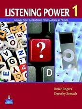 Listening Power 1 : Language Focus - Comprehension Focus - Listening for...