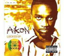 Akon - Locked Up - CDS - 2004 - Hip Hop Pop Rap 3TR Cardsleeve Booba Styles P