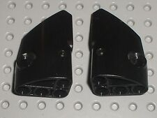 LEGO Technic Black Panel Fairing 1 & 2 ref 87080 & 87086 / 8081 8041 42041 8051