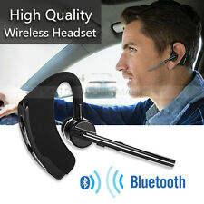 Wireless Bluetooth Headset 4.1 Stereo Handsfree Earphone for iPhone iPad Samsung