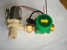 12 volt Solar DC water Pump (ALUMINIUM BODY) & Auto Flow Switch