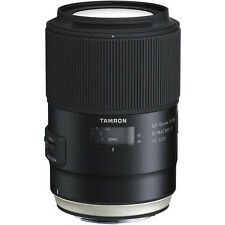Tamron SP 90mm f/2.8 Di VC USD Macro 1:1 Lens for Canon EOS Digital SLR Cameras