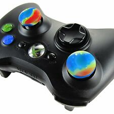 SAMEDAY SHIPPING-Thumb Grip Caps 10 sets for PS2, PS3, PS4, Xbox 360, Xbox One