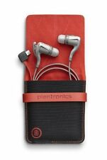 Plantronics Backbeat Go2 Wireless Bluetooth Earbuds White + Charging Case