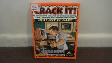 CRACK IT!!! A HACKERS HOARD OF GAME CHEATS, TIPS, TRICKS, MORE. ON CD-ROM. LOOK!