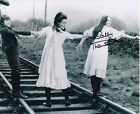 THE RAILWAY CHILDREN personally signed 10x8 - SALLY THOMSETT