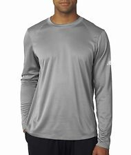 New Balance Mens Long Sleeve TRAINING T-shirt dri-fit Workout Tees S-3XL N9119