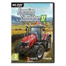 Agricultura Simulador 17 juego PC - Nuevo