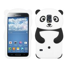 SILICON COVER PANDA FOR SAMSUNG GALAXY S5 S5 NEO S5 LTE+ S5 DUOS SOFT CASE
