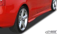 """RDX MINIGONNE LATERALI Audi A5 Coupe + Cabrio """"Turbo"""""""