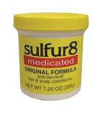 Sulfur8 Medicated Anti-Dandruff Hair and Scalp Conditioner, 7.25 oz