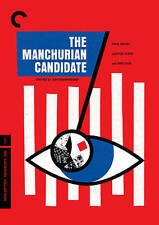 The Manchurian Candidate (DVD, 2016, 2-Disc Set, Criterion Collection)