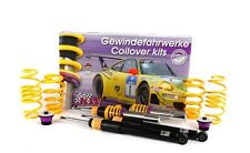 KW V1 COILOVERS 2008+ AUDI A4 S4 A5 S5 RS5 B8 FWD AWD QUATTRO COUPE SEDAN CABRIO