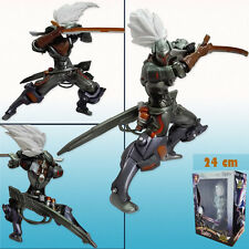 LEAGUE OF LEGENDS/ FIGURA YASUO 24 CM - LOL - THE PROYECT UNFORGIVEN YASUO 9,5""